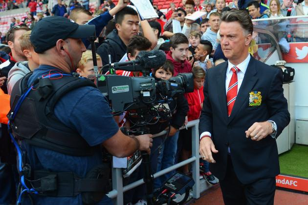 Manchester United Transfer News: Latest on Louis Van Gaal's Summer Plans