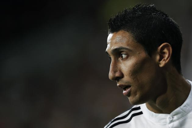 Manchester United Fans Shouldn't Worry About the Angel Di Maria Fee