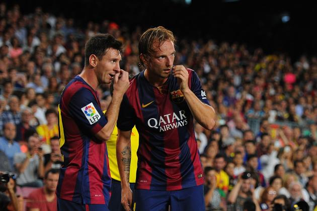 Analysing How Ivan Rakitic Will Boost Barcelona and Lionel Messi This Season