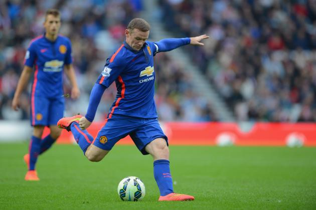 Wayne Rooney's Drab Performance vs. Sunderland Should Put Place in Jeopardy