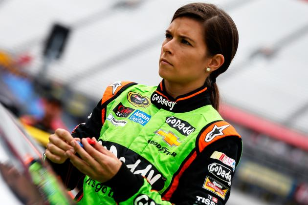 Danica Patrick: Latest News and 2014 Sprint Cup Ranking Ahead of Atlanta