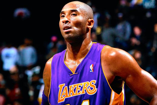 Anonymous NBA General Manager Says Kobe Bryant Has 'Zero' Trade Value