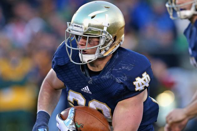 Notre Dame Not Worried About Running Back Dynamic
