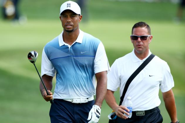 Tiger Woods Parts Ways with Swing Coach Sean Foley