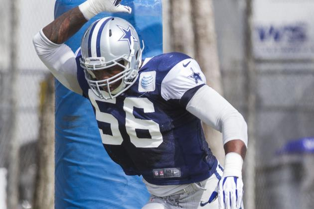 Roster-Trimming Process Begins as Cowboys Cut Two