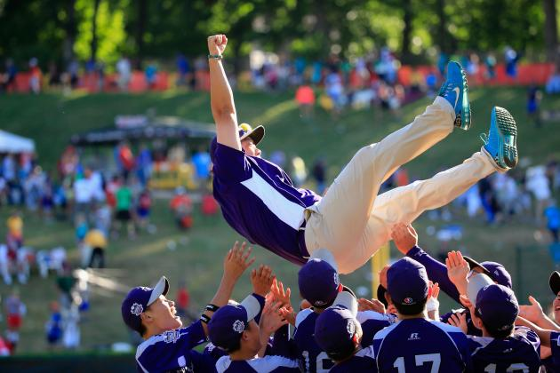 Little League World Series 2014: Memorable Results, Moments from Williamsport