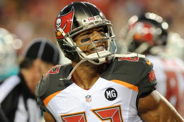 Tampa Bay Buccaneers' Projected Roster