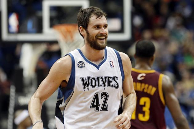 Kevin Love Out of Excuses After Joining LeBron James' Cleveland Cavaliers