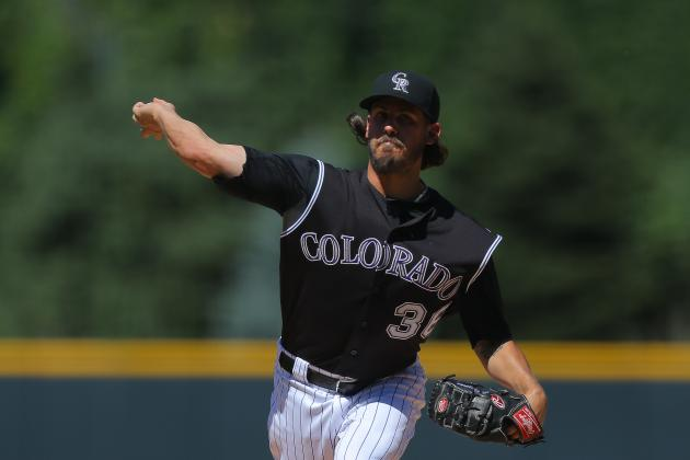 Bergman Picks Up First Career Win in Return to Rockies