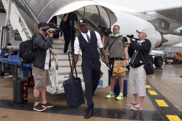 Twitter Reacts as Mario Balotelli Completes Move to Liverpool