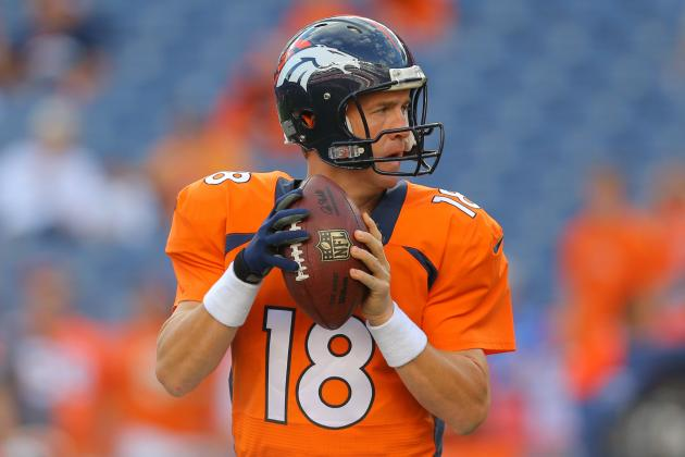 Peyton Manning Penalized for Jawing at Texans DB Who Concussed Welker