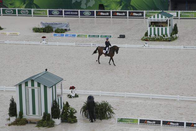 World Equestrian Games 2014: Daily Results, Updated Schedule and More