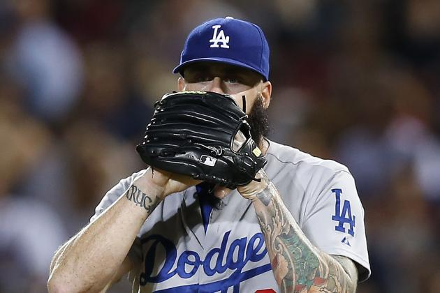 Dodgers Relievers Adjusting to Unexpected Roles