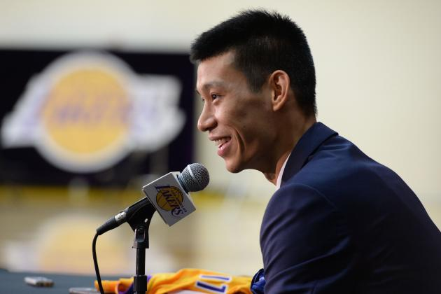 Los Angeles Lakers Should Give Steve Nash's Starting Job to Jeremy Lin