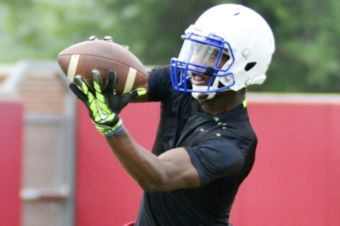 4-Star WR K.J. Hill Sets 5 Official Visits: Where Would He Fit Best?