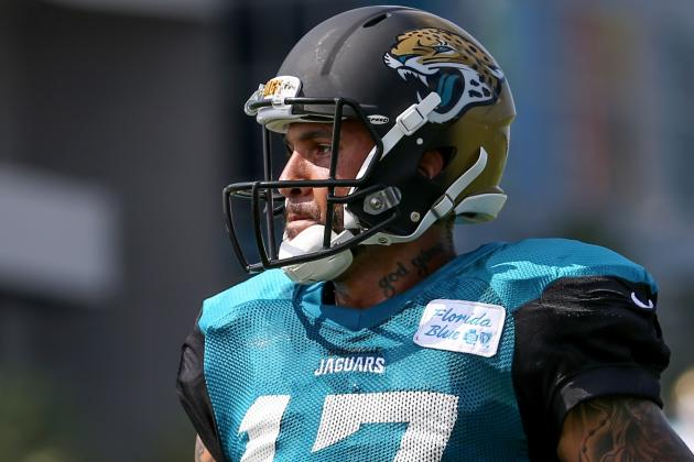 Jaguars Receiver Tandon Doss Back at Practice