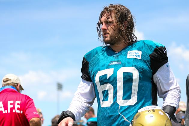 Gus Bradley Isn't Ready to Name His Opening Day Starter at Center