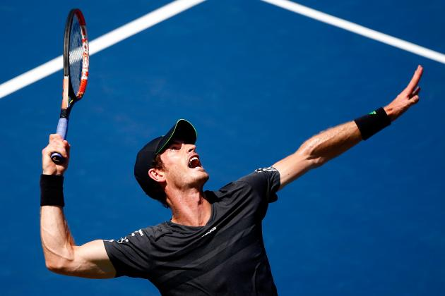 Andy Murray vs. Robin Haase: Score and Recap from 2014 US Open
