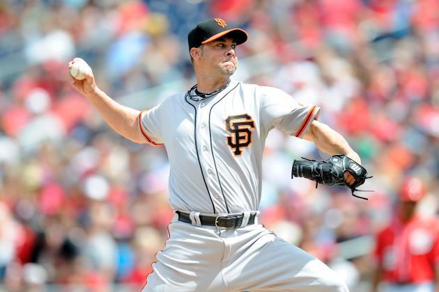 Rewind: Vogelsong on Bochy: 'He Made a Decision Today'