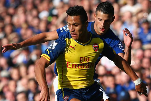 Alexis Sanchez Needs Time to Produce His Best Form for Arsenal