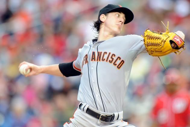 Giants May Take Tim Lincecum out of the Starting Rotation