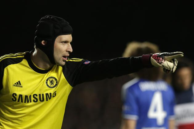Chelsea Transfer News: Petr Cech Handling Blues' Speculation with Dignity, Class