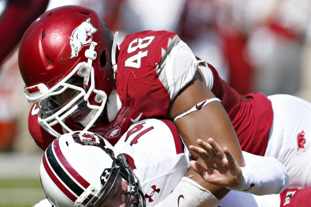 Wise Available for Hogs' Opener
