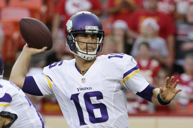 Matt Cassel Winning Starting Job Continues Trend of Conservatism in QB Battles