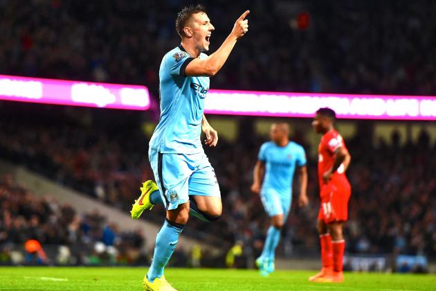 Manchester City vs. Liverpool: Live Score, Highlights from Premier League Game