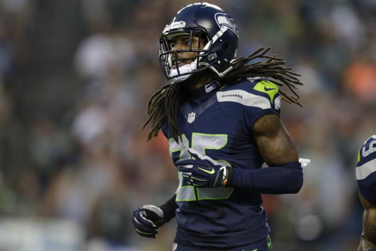 Richard Sherman Believes Fantasy Football Is Behind the Increase in Penalties