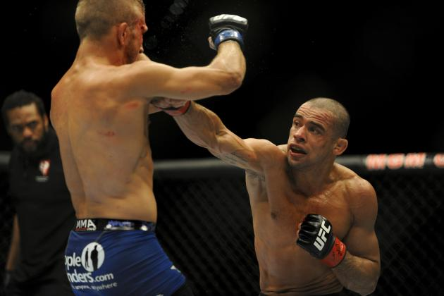 UFC 177: Renan Barao Driven by Revenge, Redemption