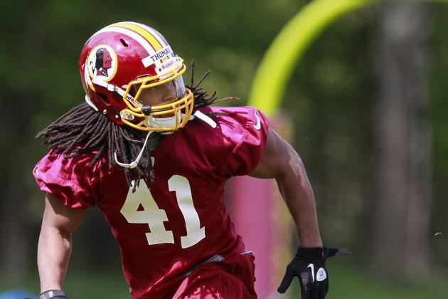 Redskins Safety Phillip Thomas Having Foot Examined