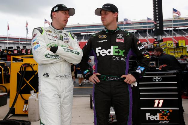 NASCAR at Atlanta 2014: Latest NASCAR Team News, Top Drivers and More