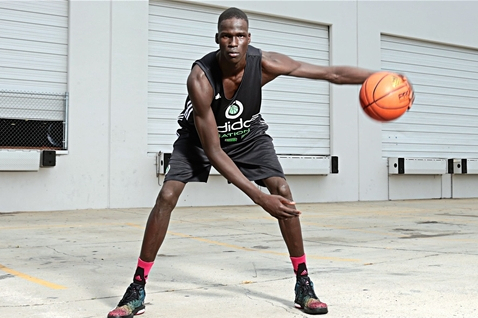 Meet Thon Maker, the 7-Foot Phenom Who Has College and NBA Scouts Salivating