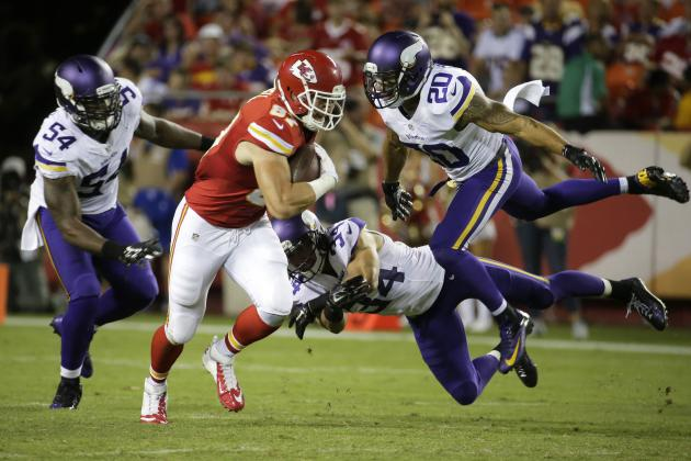 NFL Preseason 2014: Standout Players from Early Exhibition Games