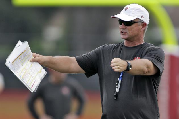 Bucs OC Tedford Undergoes Medical Procedure