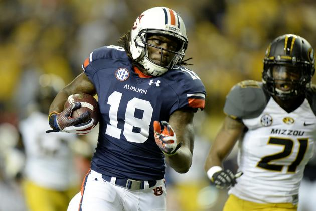 Debate: Who'll Be Auburn's MVP in 2014?