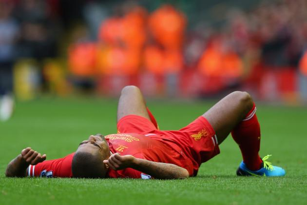 Glen Johnson Injury: Updates on Liverpool Star's Leg and Return