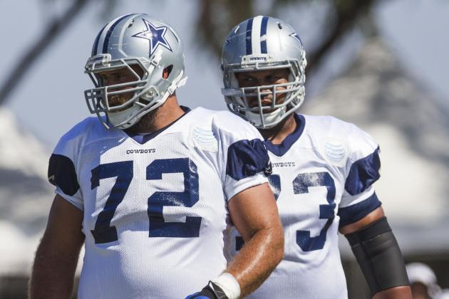Cowboys Offensive Line Has Already Corrected 'Little Issues' from Miami Game
