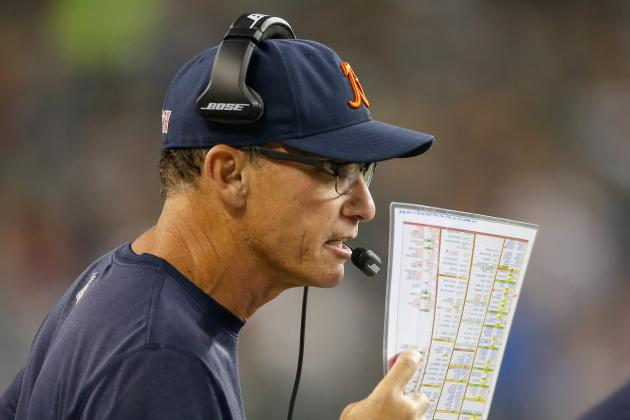 Chicago Bears: What the Preseason Loss to Seattle Means and Doesn't Mean