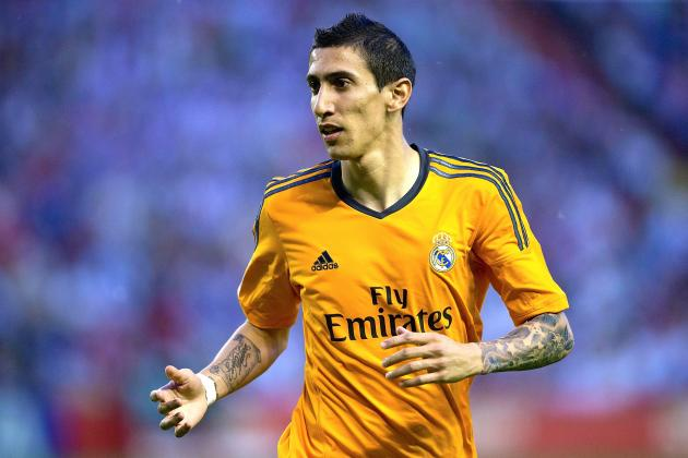 Angel Di Maria Transfer Rumours: Latest Speculation Surrounding Real Madrid Star