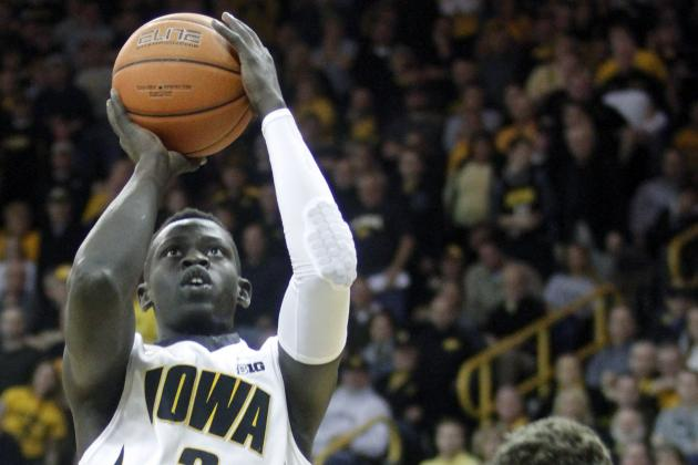 Iowa's Jok to 'Start Fresh' on Tuesday
