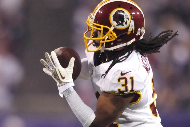 Redskins' Meriweather Suspended for 2 Games for Violating Safety Rules