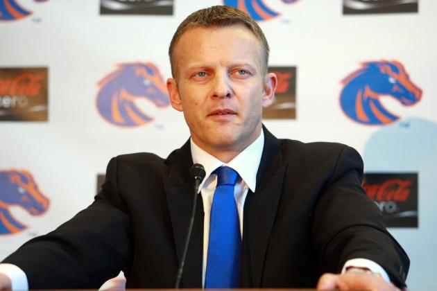 Harsin to Write Next Chapter at Boise State