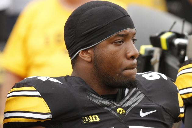 Iowa DT Darian Cooper Undergoes Season-Ending Surgery