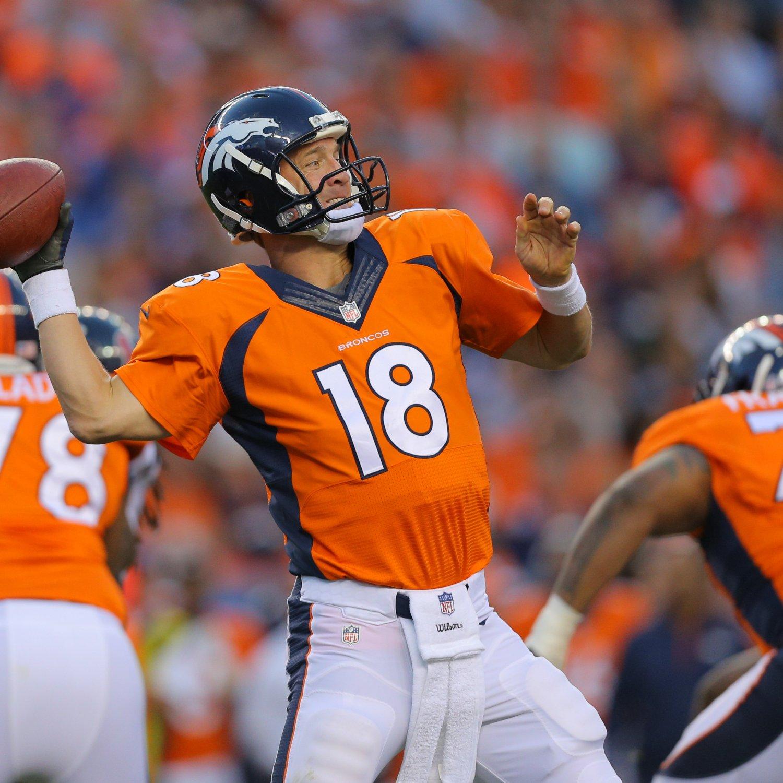 The Latest Denver Broncos News Bleacher Report