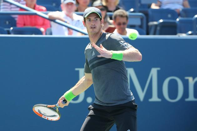 US Open 2014 Results: Final Scores, Updated Bracket and More for Day 1