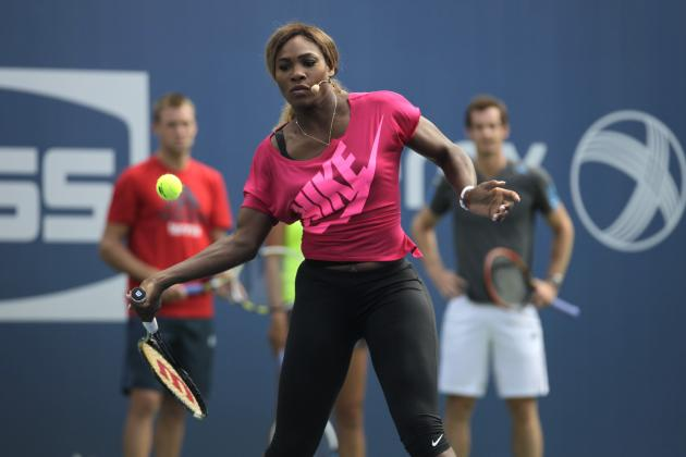 Serena Williams Will Use Opening Match as Springboard to US Open Title