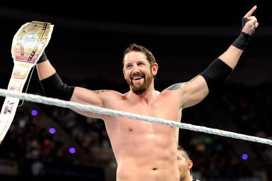 Report: Bad News Barrett to Return to the Ring on WWE European Tour