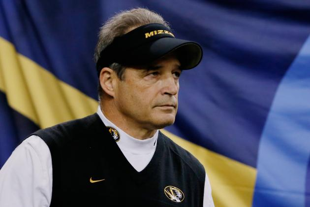 Mizzou's Gary Pinkel Responds to Green-Beckhamruling